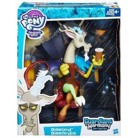 Figura My Little Pony - Guardians Of Harmony - Discordia - Hasbro