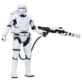 First Order Flametrooper Star Wars The Black Series - Hasbro