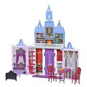 Frozen 2 -  Castelo da Anna e da Elsa - Castelo Portatil de Arendelle E5511 - Hasbro