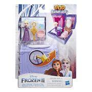 Frozen 2 - Cenario Quarto da Elsa Pop aventuras E6859 - Hasbro E6545