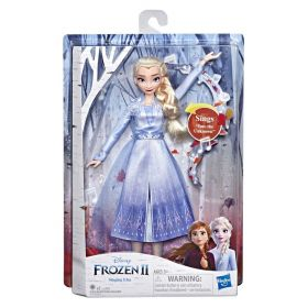 Frozen 2 - Nova Boneca Elsa Musical E6852 - Hasbro E5498