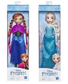 Frozen 2 - Pack Boneca Anna e Boneca Elsa Basicas E5512 - Hasbro