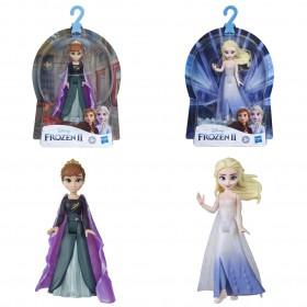 Frozen 2 - Pack Mini Boneca Rainha Anna e Rainha Elsa E5505 - Hasbro