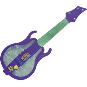 Guitarra Infantil Mini Beat Power Rockers F00055 - FUN