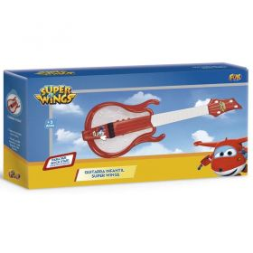 Guitarra Infantil Super Wings F00051 - FUN