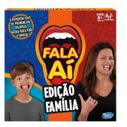 Jogo Fala Aí Edição Família - Hasbro