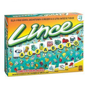 Jogo Lince Alfabeto - Jogos Grow