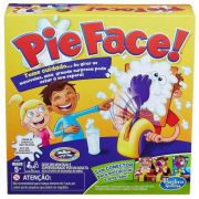 Jogo Pie Face Reação c/ Conector E2762 - Hasbro