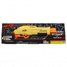 Lançador Nerf Alpha Strike Tiger DB-2 E7562 - Hasbro