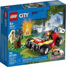 LEGO City - Floresta em Chamas - Lego 60247