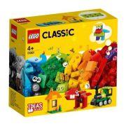 LEGO Classic - Peças e Ideias Com 123 Peças Criativas - Lego 11001