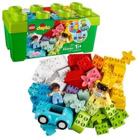 LEGO Duplo - Caixa De Peças Balde Verde  - LEGO 10913