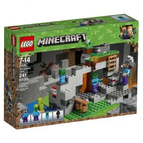 LEGO Minecraft - A Caverna do Zombie - Lego 21141