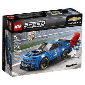 LEGO Speed Champions - Chevrolet Camaro ZL1 Race Car - Lego 75891