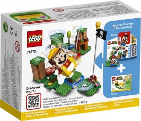 LEGO Super Mario - Traje Mario Gato Power UP - Lego 71372