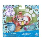Littlest Pet Shop Cachorrinho Ada Fluffpup E2427 - Hasbro E2161