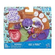 Littlest Pet Shop Cachorrinho Bebe La Poodle - Hasbro E2161 E2426