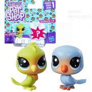 Littlest Pet Shop Mini Pets Serie 1 Com 2 Personages C3009 - Hasbro B9389