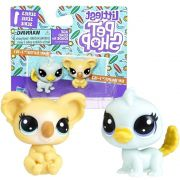 Littlest Pet Shop Mini Pets Serie 1Com 2 Personagens  C3010 - Hasbro B9389