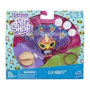 Littlest Pet Shop Passarinho Ella Parrotty E2428 - Hasbro E2161