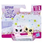 Littlest Pet Shop Serie 2 Edicao Especial Docinhos Cachorrinhos E1072 - Hasbro E0399
