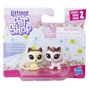 Littlest Pet Shop Serie 2 Edicao Especial Docinhos Gatinhos E1073 - Hasbro E0399