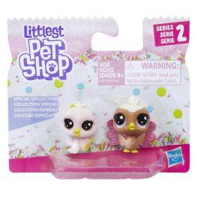 Littlest Pet Shop Serie 2 Edicao Especial Docinhos Passarinhos E1074 - Hasbro E0399