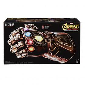 Manopla Eletronica do Thanos Marvel Legends E0491 - Hasbro