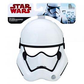 Máscara - Star Wars Episódio VIII - Stormtrooper - Hasbro