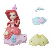 Mini Boneca Princesa Ariel Figurinos Fashion B5328 / B5327 - Hasbro