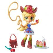 Mini Boneca My Little Pony Applejack- Hasbro