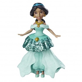 Mini Boneca Princesa Disney Royal Clips Jasmine E3089 E3049 - Hasbro