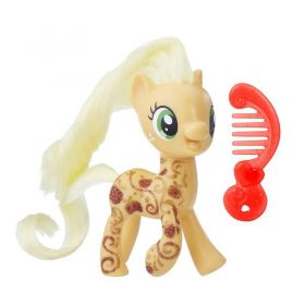 Mini My Little Pony Applejack Glitter E2560 - Hasbro