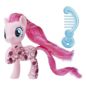 Mini My Little Pony Pinkie Pie Glitter E2557 - Hasbro