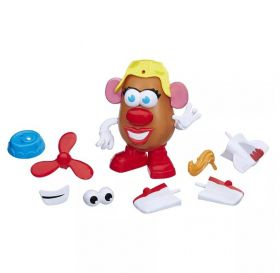 Mr. Potato Head Nas Alturas Mrs. Potato Avião E2041 - Hasbro