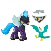 My Little Pony Guardians of Harmony - Shadowbolts e Basilisco - Hasbro