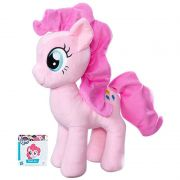 My Little Pony Pinkie Pie - Pelúcia Grande 30 Cm B9817 - Hasbro