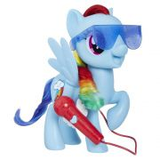 My Little Pony Rainbow Dash Cante Comigo - Rainbow Dash Cantor - E1975 - Hasbro