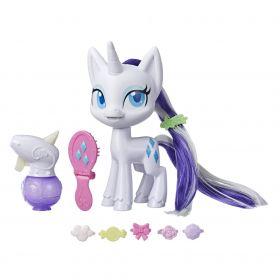 My Little Pony Rarity Cabelos e Cores Magicas E9104 - Hasbro