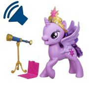 My Little Pony Twilight Sparkle Conhecendo as Pôneis E2585 - Hasbro