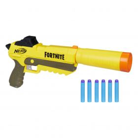 Nerf Fortnite SP-L Sneaky Spring Fall E7063 - Hasbro