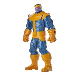 Pack Boneco Thanos e Boneco Hulk 25 Cm Olympus E7821 - Hasbro