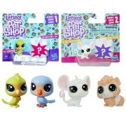 Pack Duplo Littlest Pet Shop Mini Pets  C3009 / E0949 - Hasbro B9389
