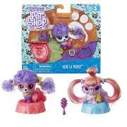 Pack Littlest Pet Shop Ada Fluffpup e Bebe La Poodle E2426 / E2427 - Hasbro E2161