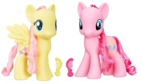 Pack My Little Pony 20 CM Fluttershy + Pinkie Pie  B2826 / B2828 - Hasbro B0268