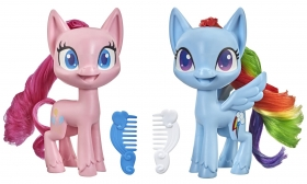 PACK My Little Pony Pinkie Pie + Rainbow Dash F0176/F0177 - Hasbro