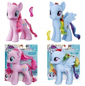 Pack My Little Pony Rainbow Dash + Pinkie Pie 20 Cm - Hasbro