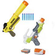 Pack Nerf Fortnite SP-L Sneaky Spring Fall E7063 + Nerf Ionfire B4618 - Hasbro