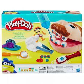 Play Doh Brincando de Dentista Edição 60 anos B5520 - Hasbro