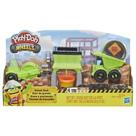 Play Doh Wheels Terreno de Cascalho E4293 - Hasbro